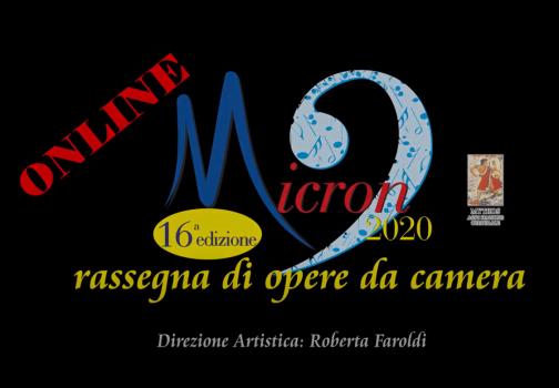 Guarda il promo di MICRON ONLINE