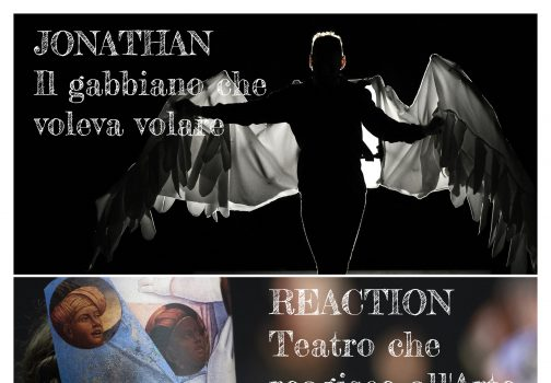 REACTION e JONATHAN online!